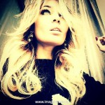 Телеведущая Алена Водонаева стала блондинкой